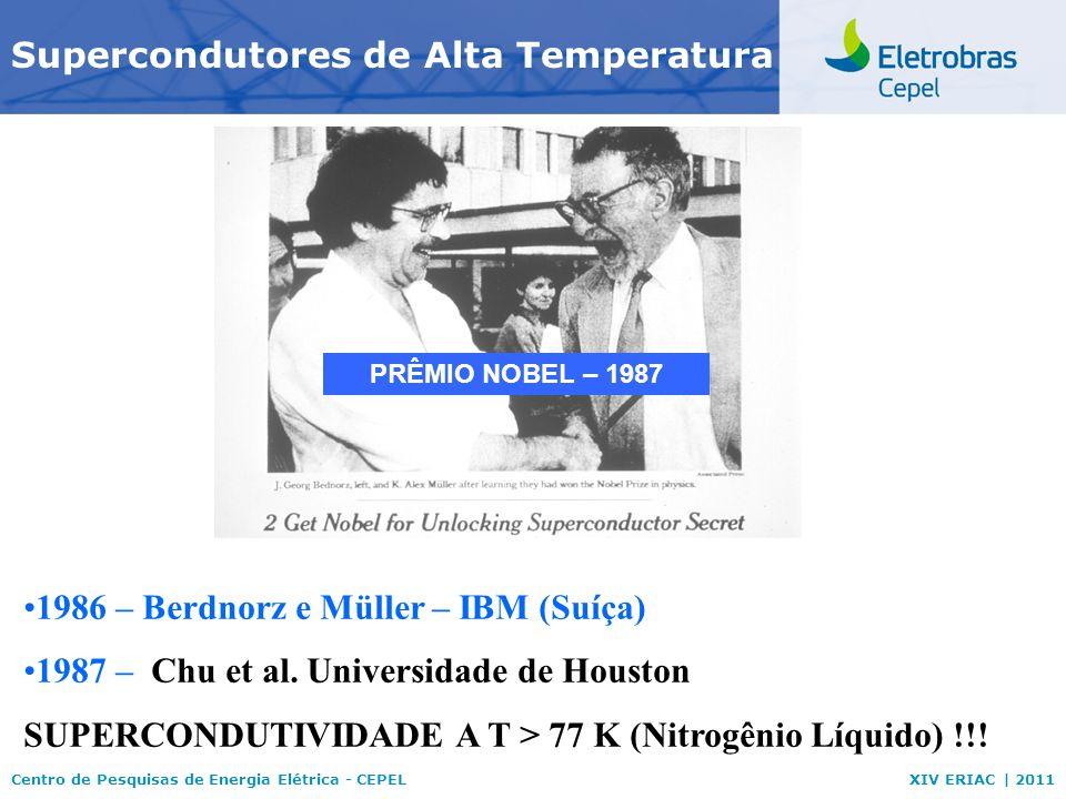 Supercondutores de Alta Temperatura