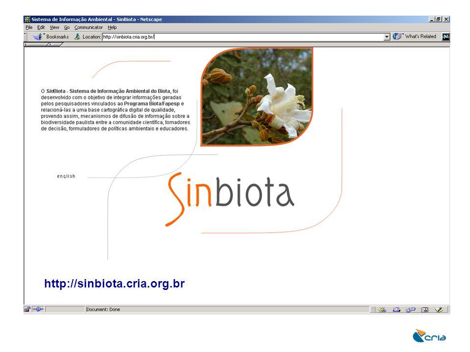 http://sinbiota.cria.org.br