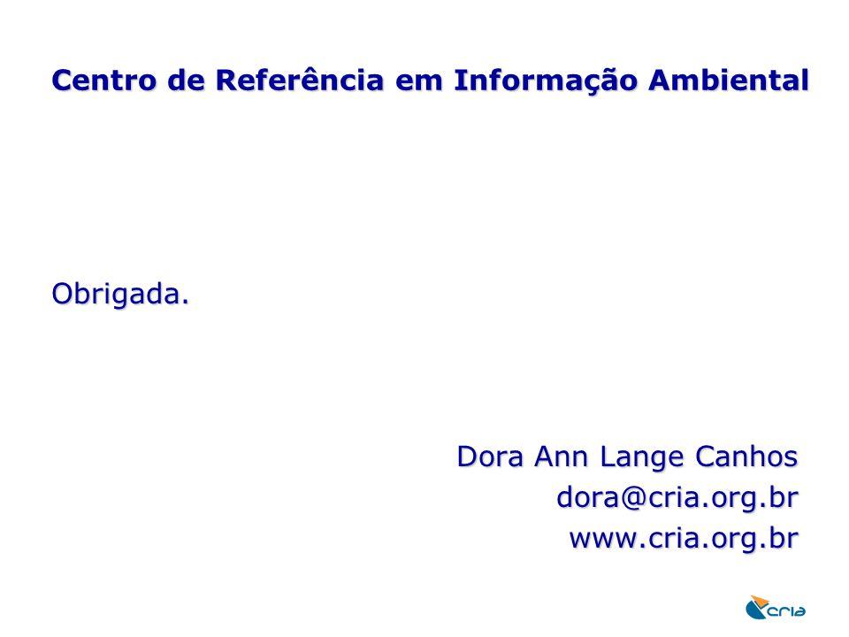 Centro de Referência em Informação Ambiental
