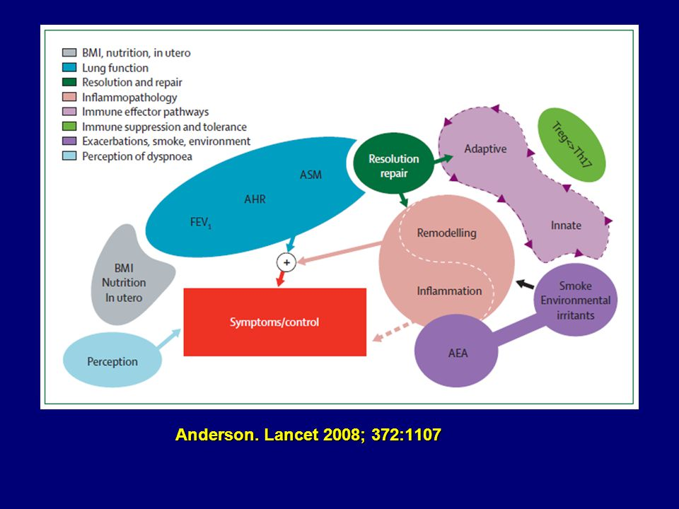Anderson. Lancet 2008; 372:1107