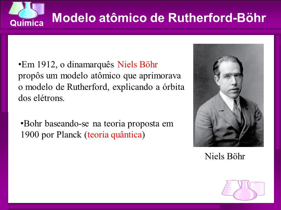 Modelo atômico de Rutherford-Böhr