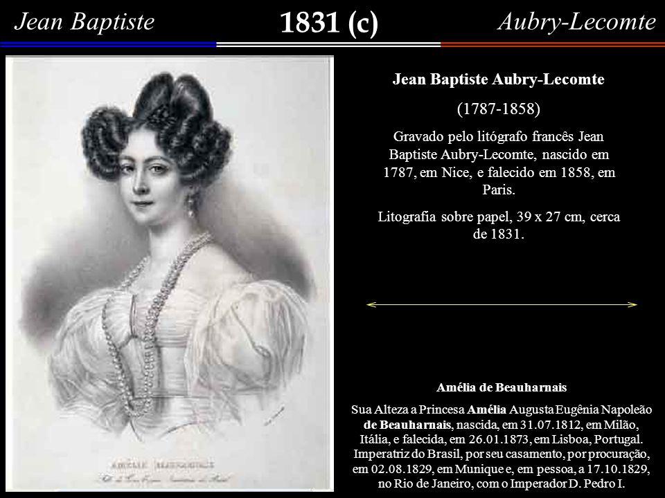 Jean Baptiste Aubry-Lecomte