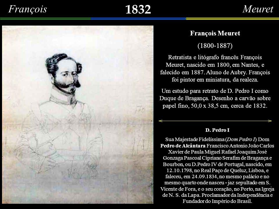 1832 François Meuret François Meuret (1800-1887)