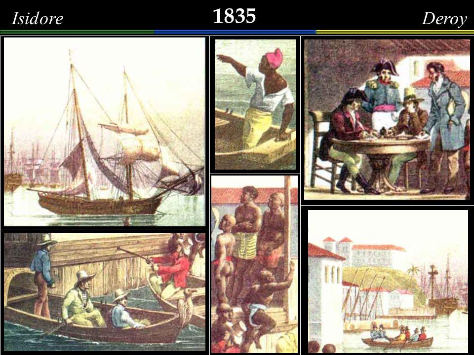 1835 Isidore Deroy.