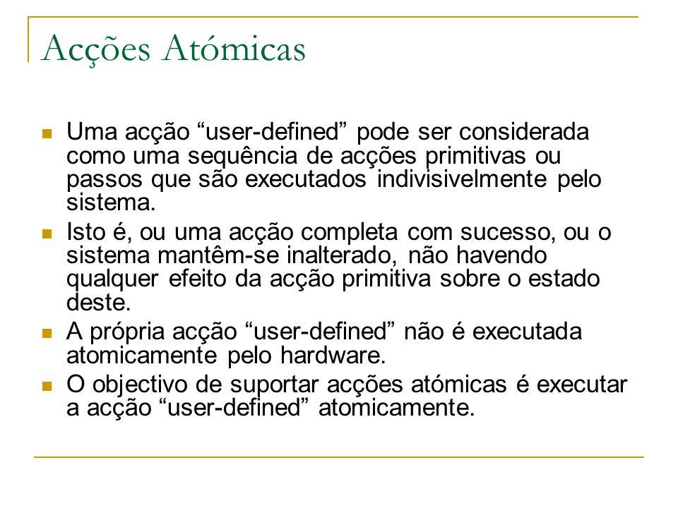 Acções Atómicas