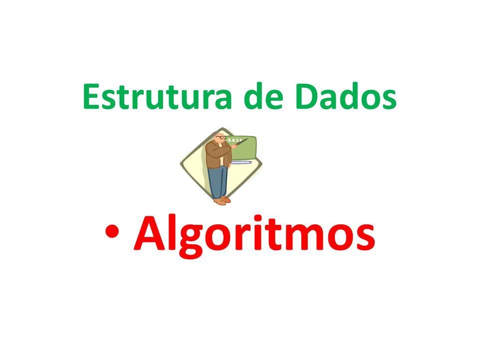 Estrutura de Dados Algoritmos