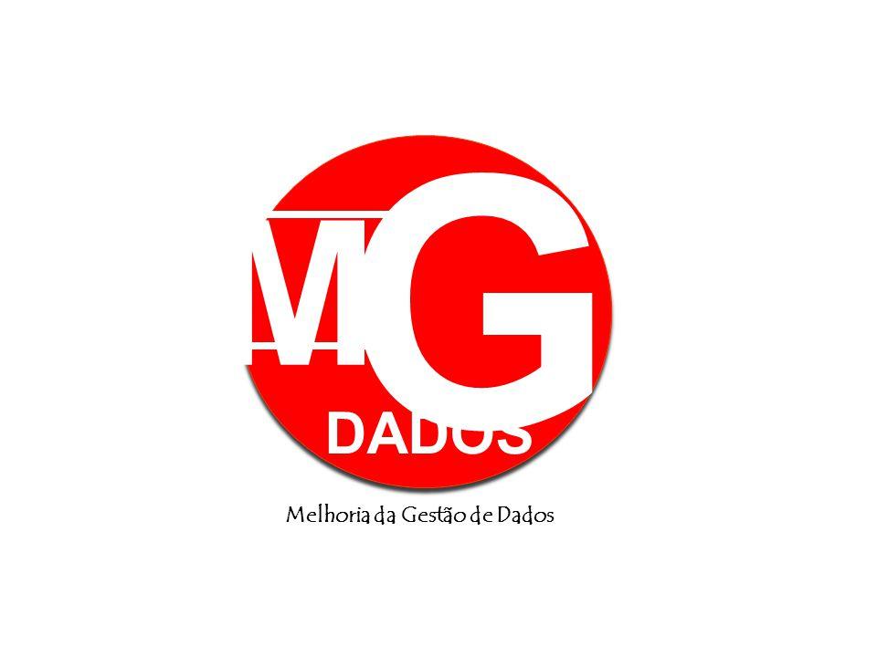 M G DADOS Melhoria da Gestão de Dados