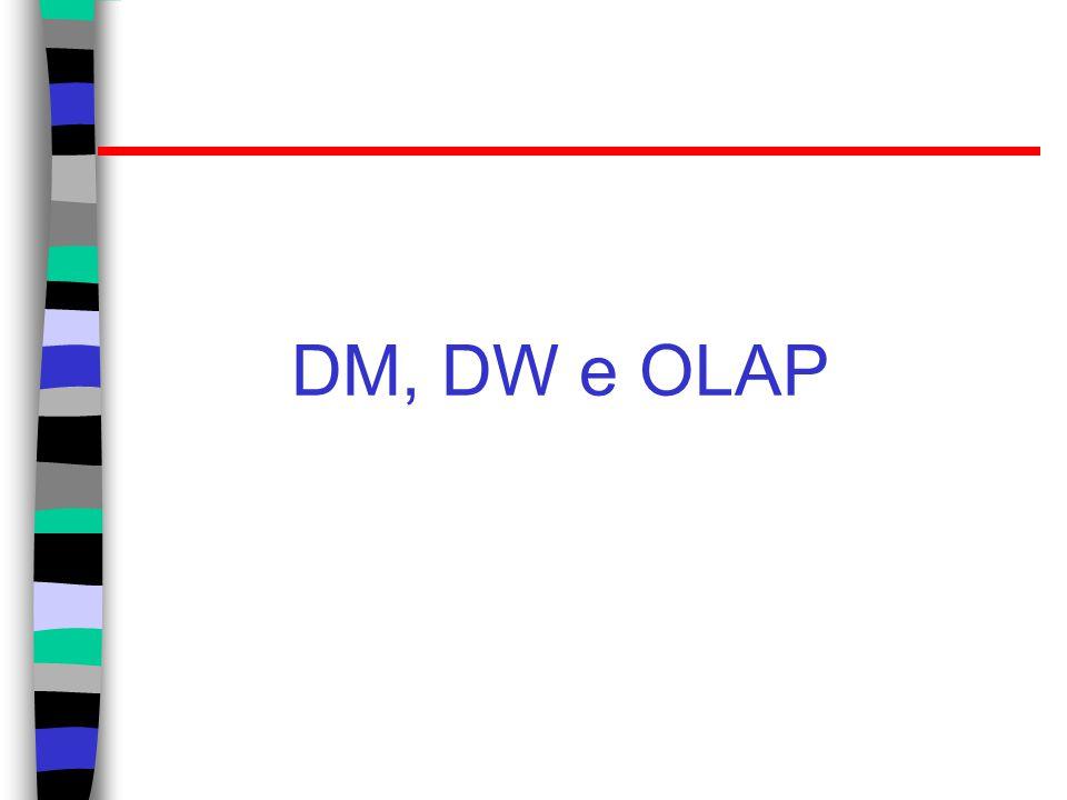 DM, DW e OLAP