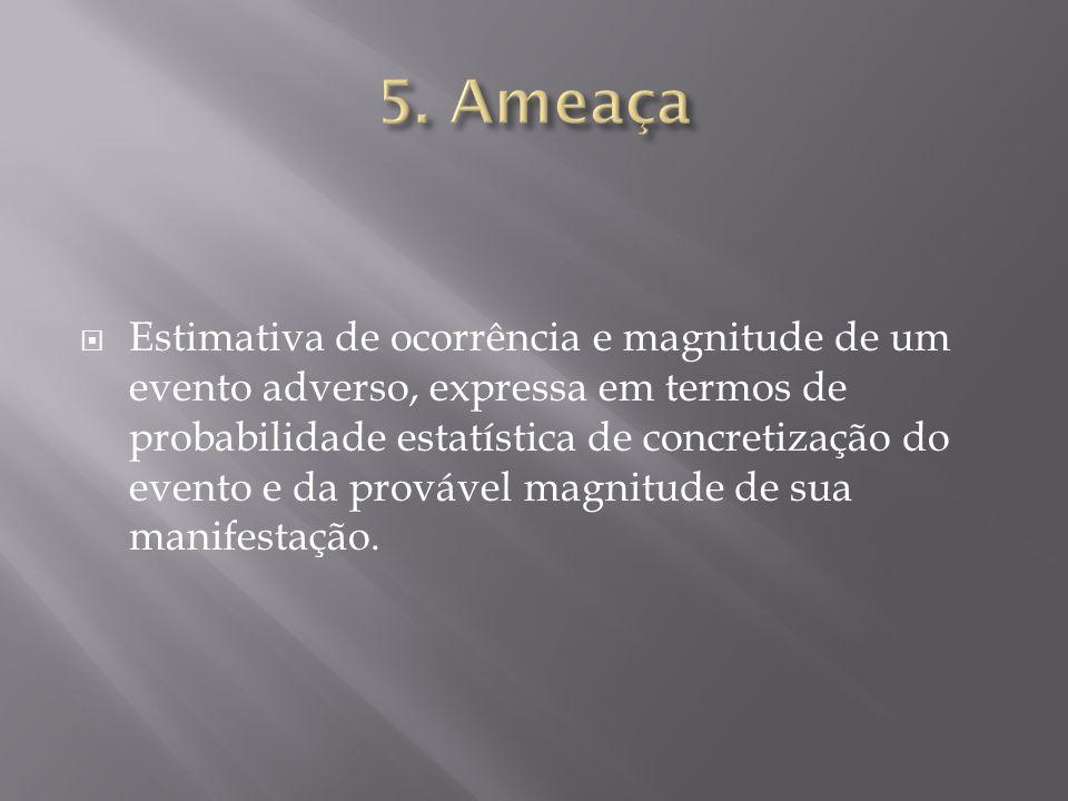 5. Ameaça