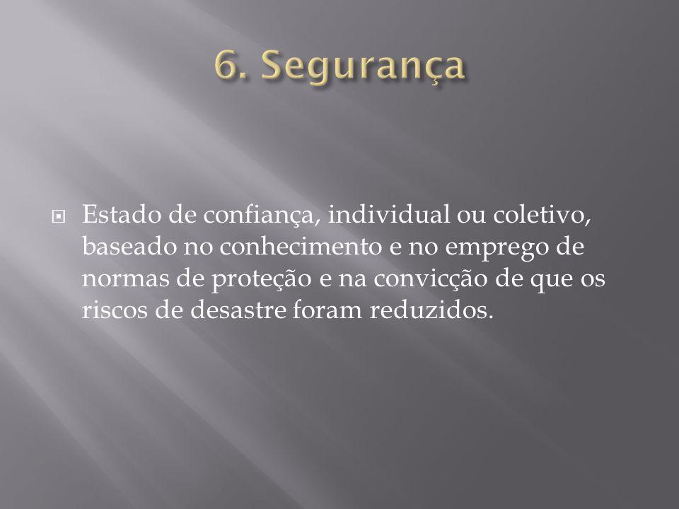 6. Segurança