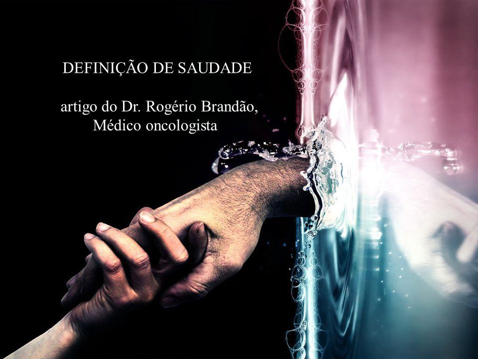 artigo do Dr. Rogério Brandão,