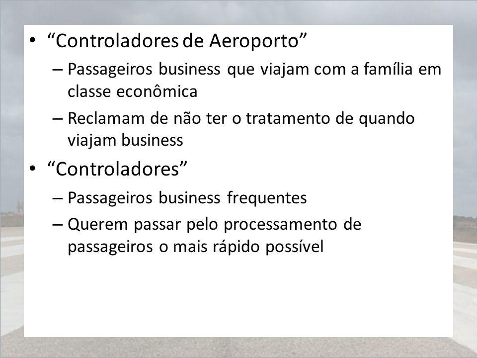 Controladores de Aeroporto