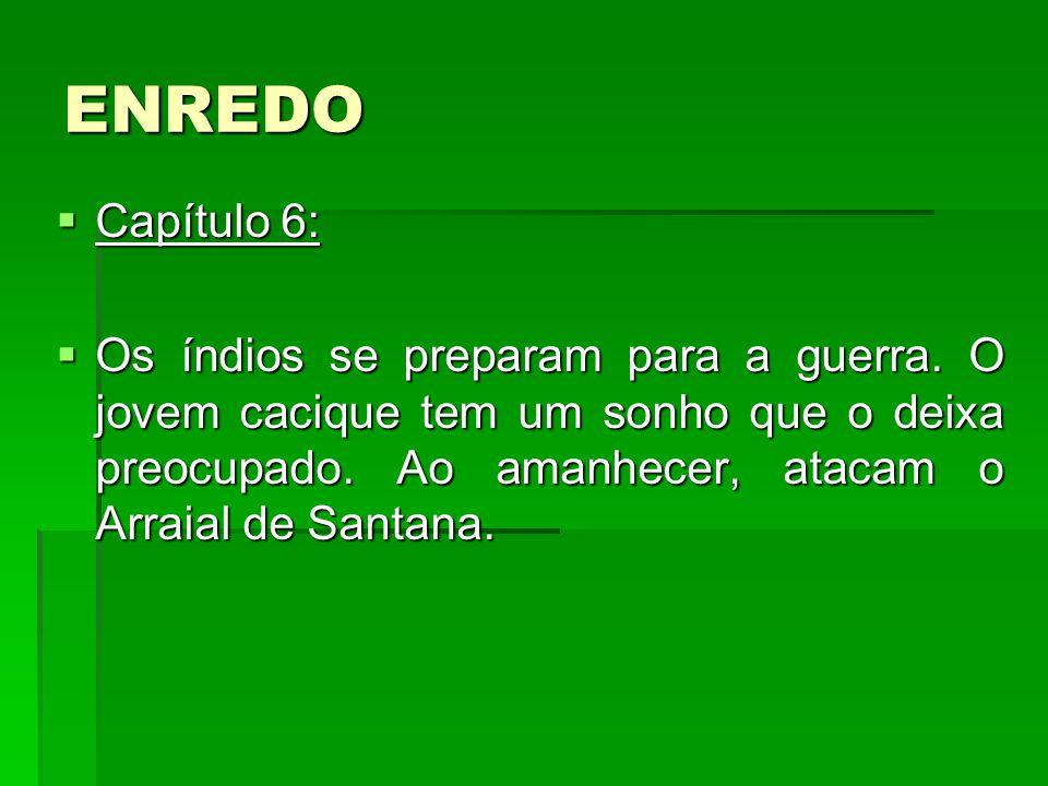 ENREDO Capítulo 6: