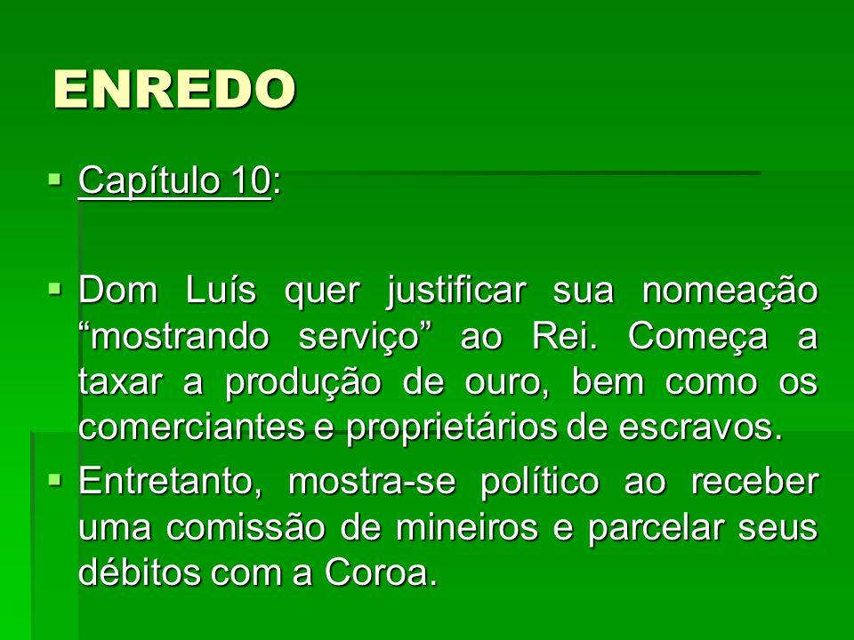 ENREDO Capítulo 10: