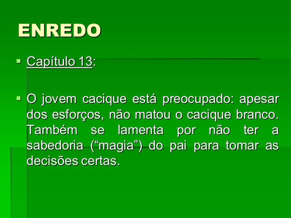 ENREDO Capítulo 13: