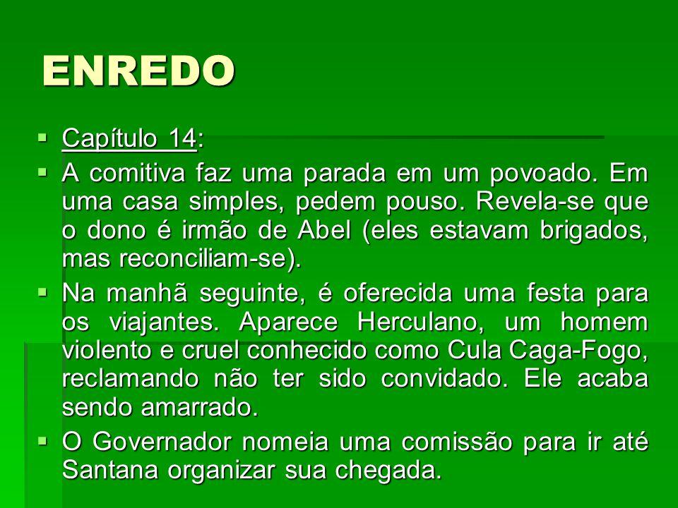 ENREDO Capítulo 14: