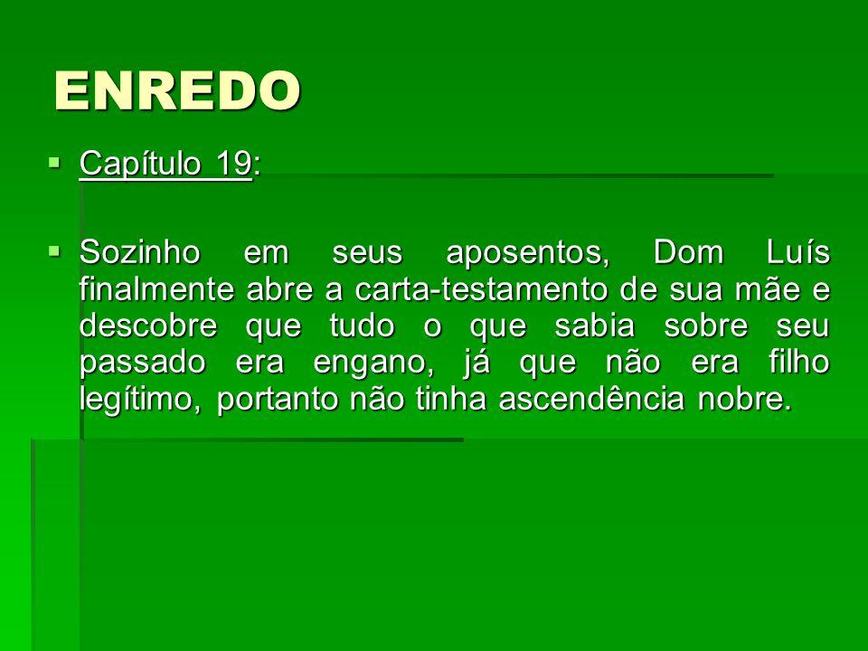 ENREDO Capítulo 19: