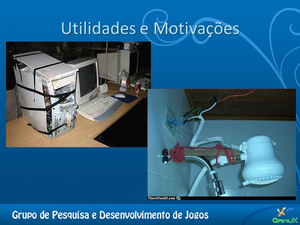 Utilidades e Motivações