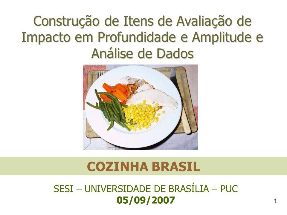 SESI – UNIVERSIDADE DE BRASÍLIA – PUC