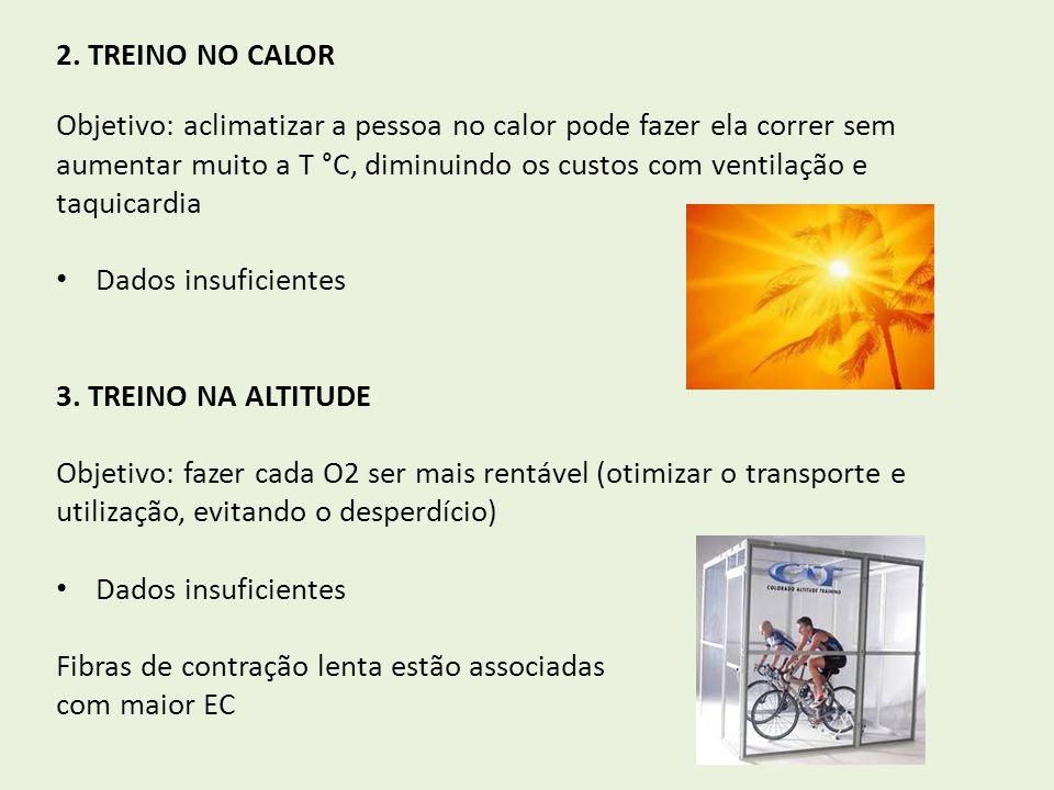 2. TREINO NO CALOR