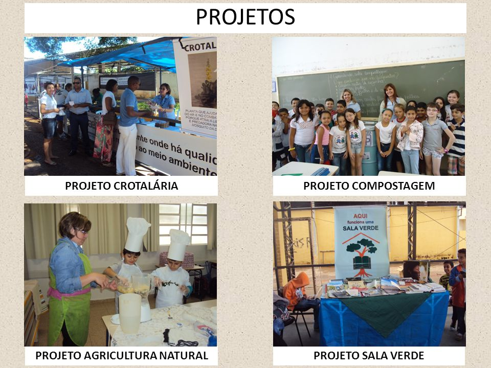 PROJETO AGRICULTURA NATURAL