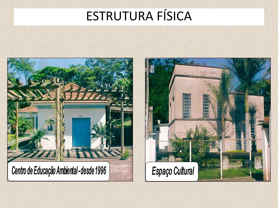 Centro de Educação Ambiental - desde 1996