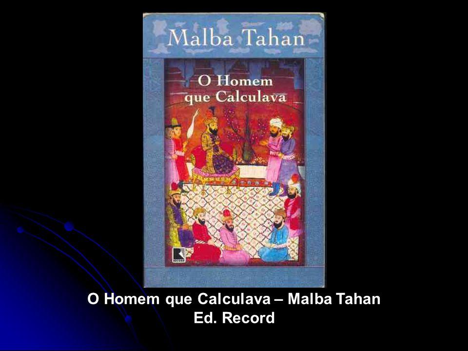 O Homem que Calculava – Malba Tahan