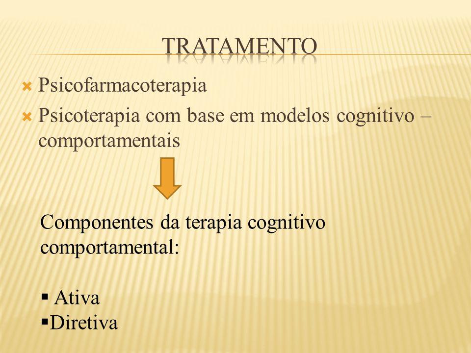 tratamento Psicofarmacoterapia