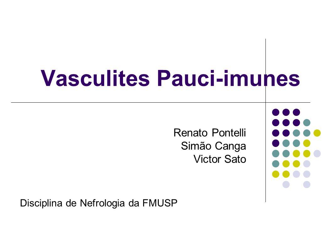 Vasculites Pauci-imunes