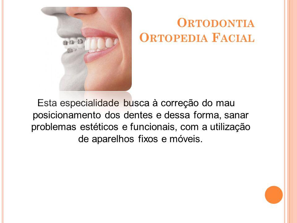 Ortodontia Ortopedia Facial