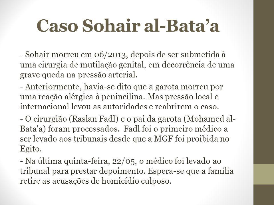 Caso Sohair al-Bata'a