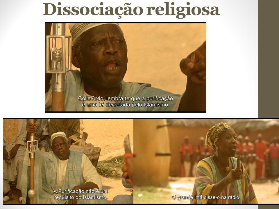 Dissociação religiosa