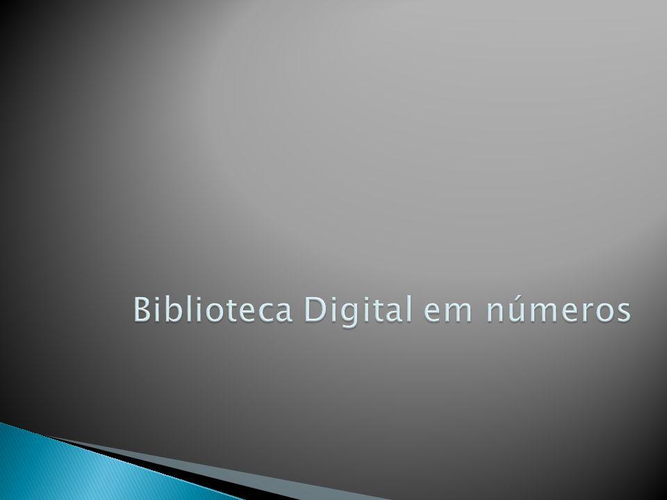 Biblioteca Digital em números
