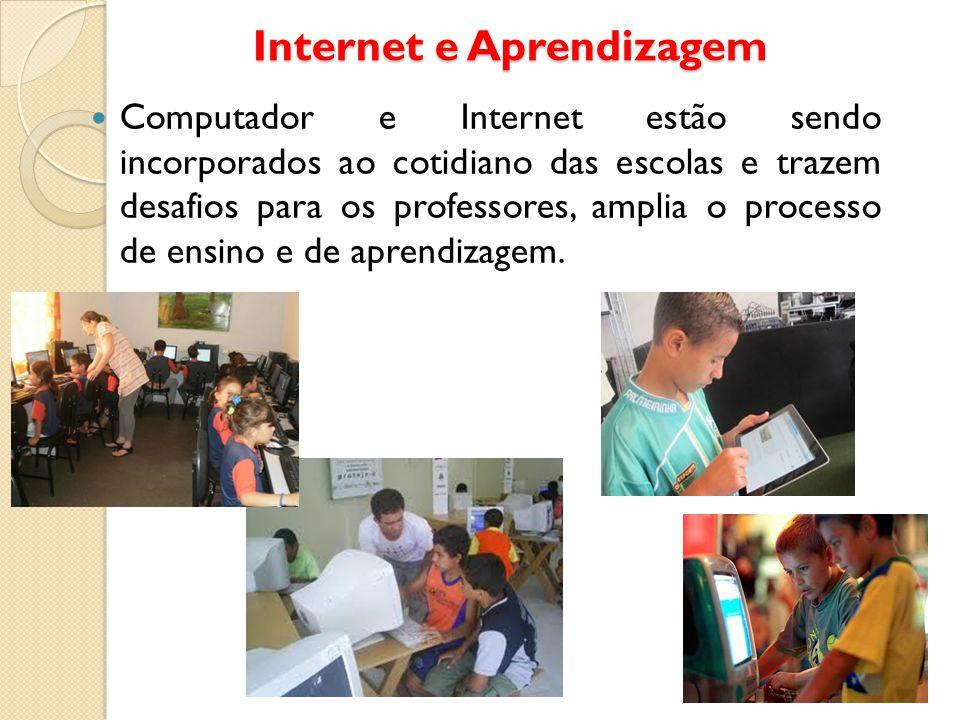Internet e Aprendizagem