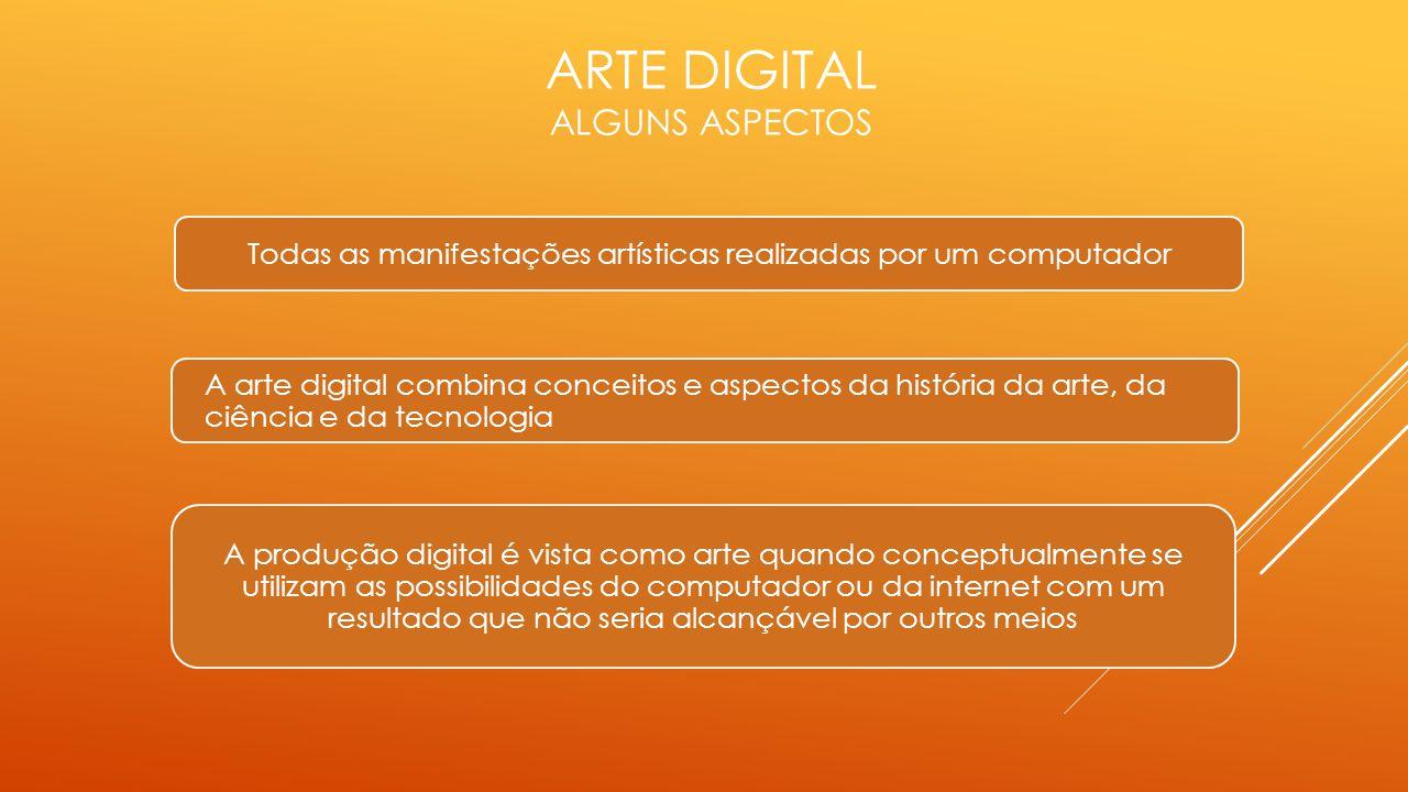 arte digital alguns aspectos