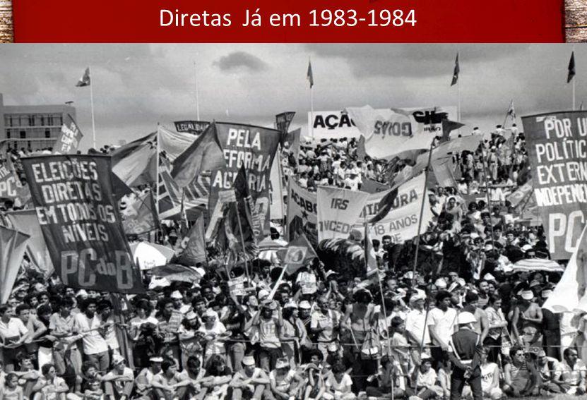 Diretas Já em 1983-1984