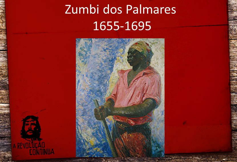 Zumbi dos Palmares 1655-1695
