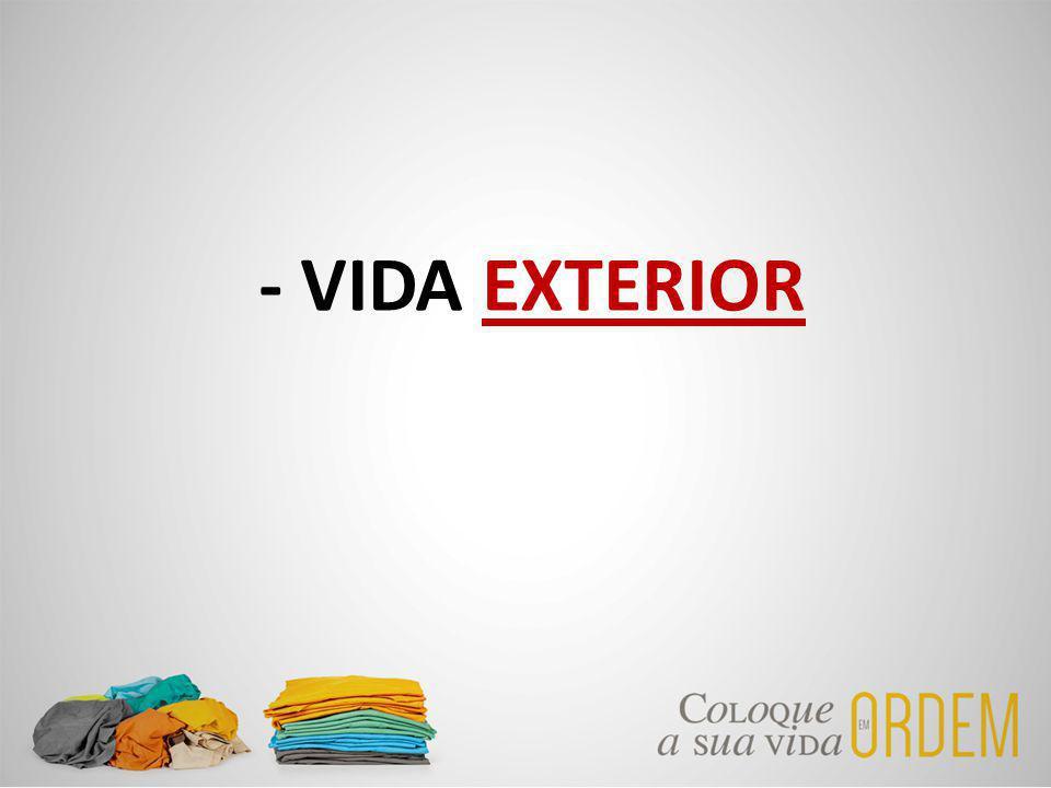 - VIDA EXTERIOR