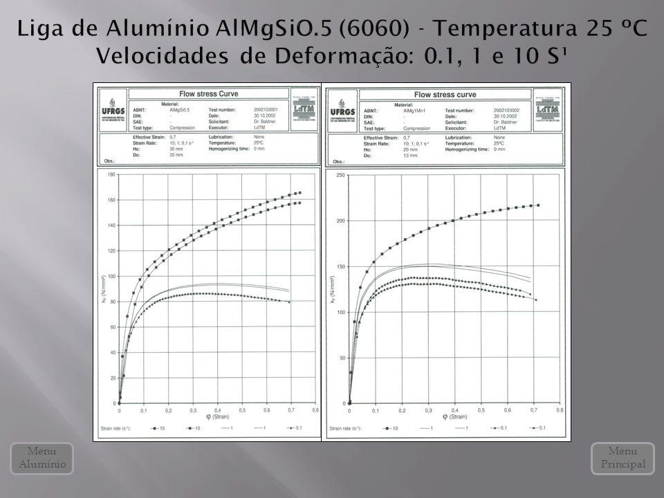 Liga de Alumínio AlMgSiO