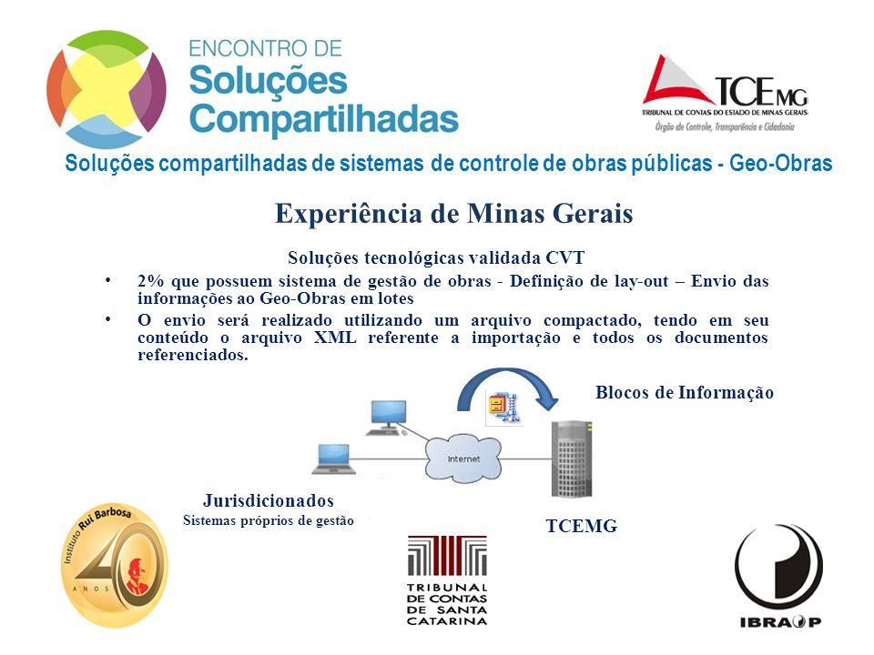 Experiência de Minas Gerais