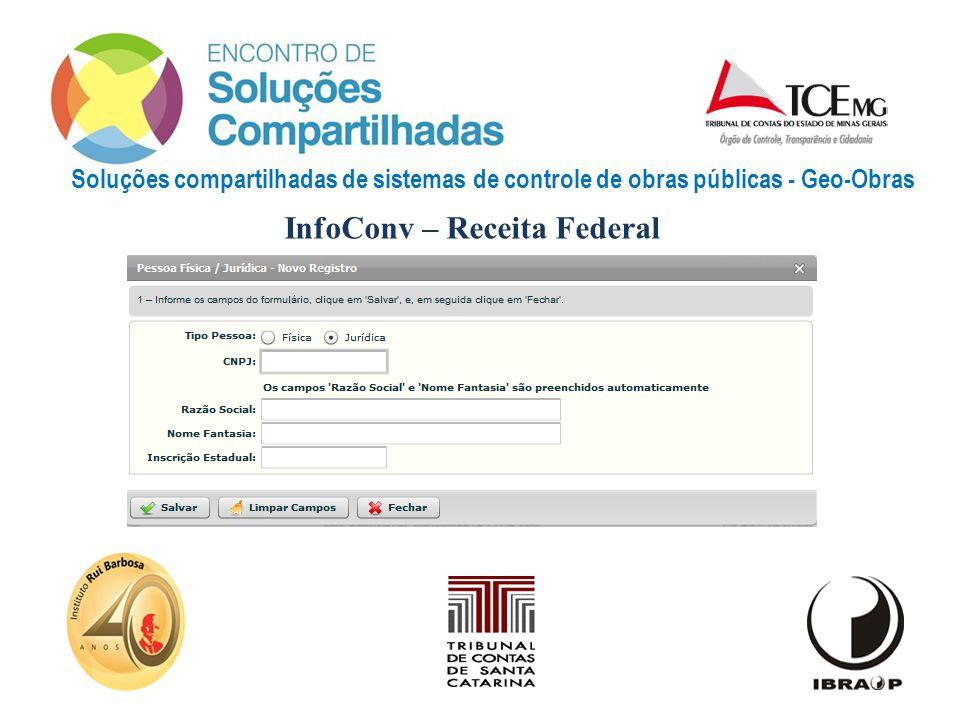 InfoConv – Receita Federal