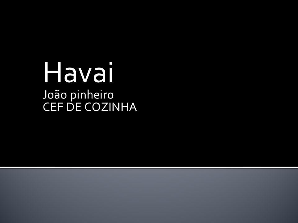 Havai João pinheiro CEF DE COZINHA