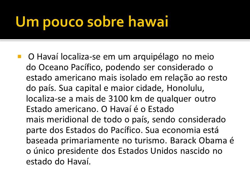 Um pouco sobre hawai