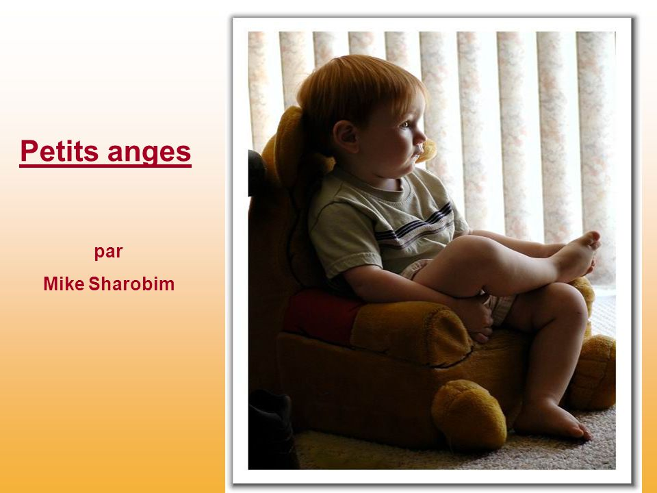Petits anges par Mike Sharobim