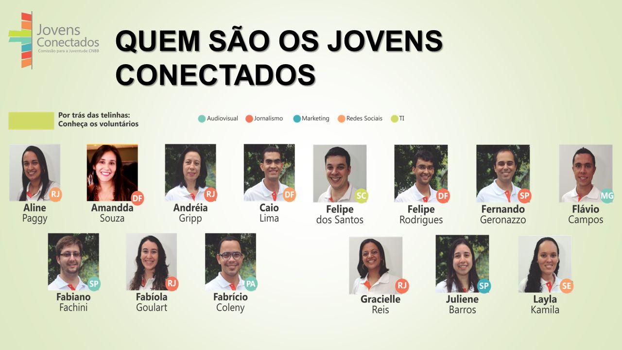 QUEM SÃO OS JOVENS CONECTADOS