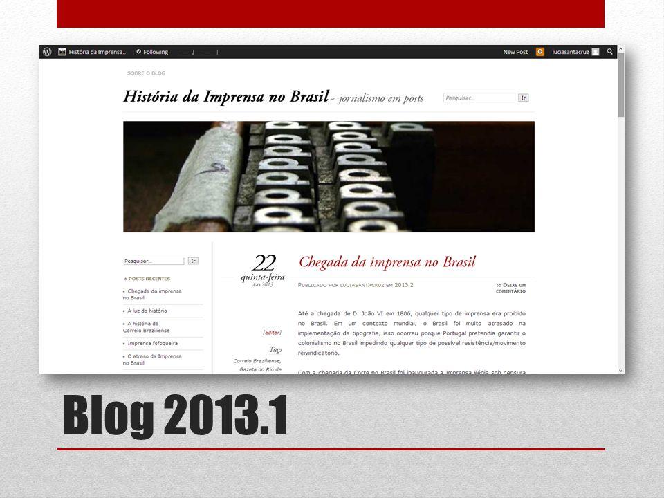 Blog 2013.1