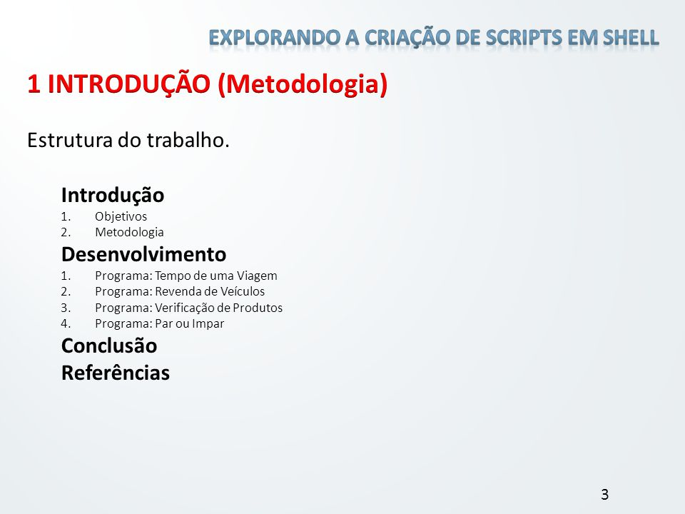 1 INTRODUÇÃO (Metodologia)