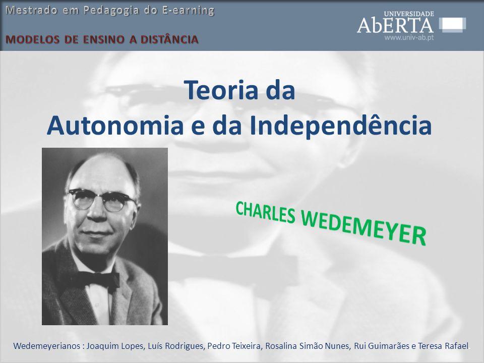 Teoria da Autonomia e da Independência