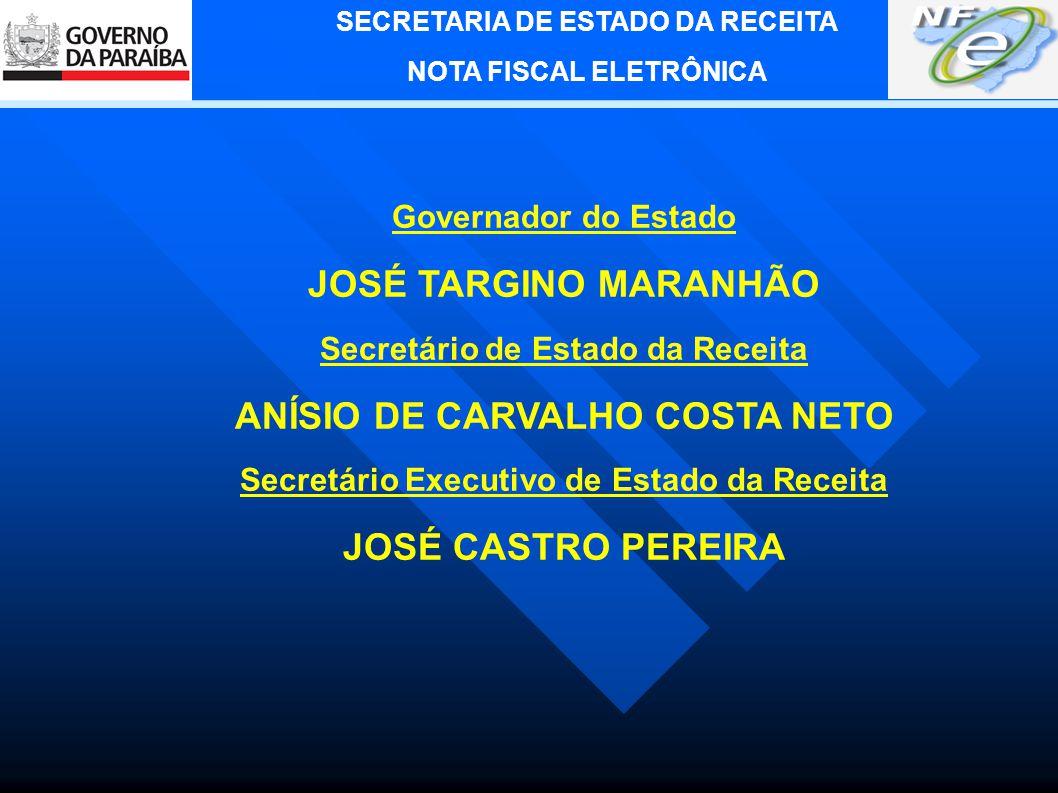 ANÍSIO DE CARVALHO COSTA NETO