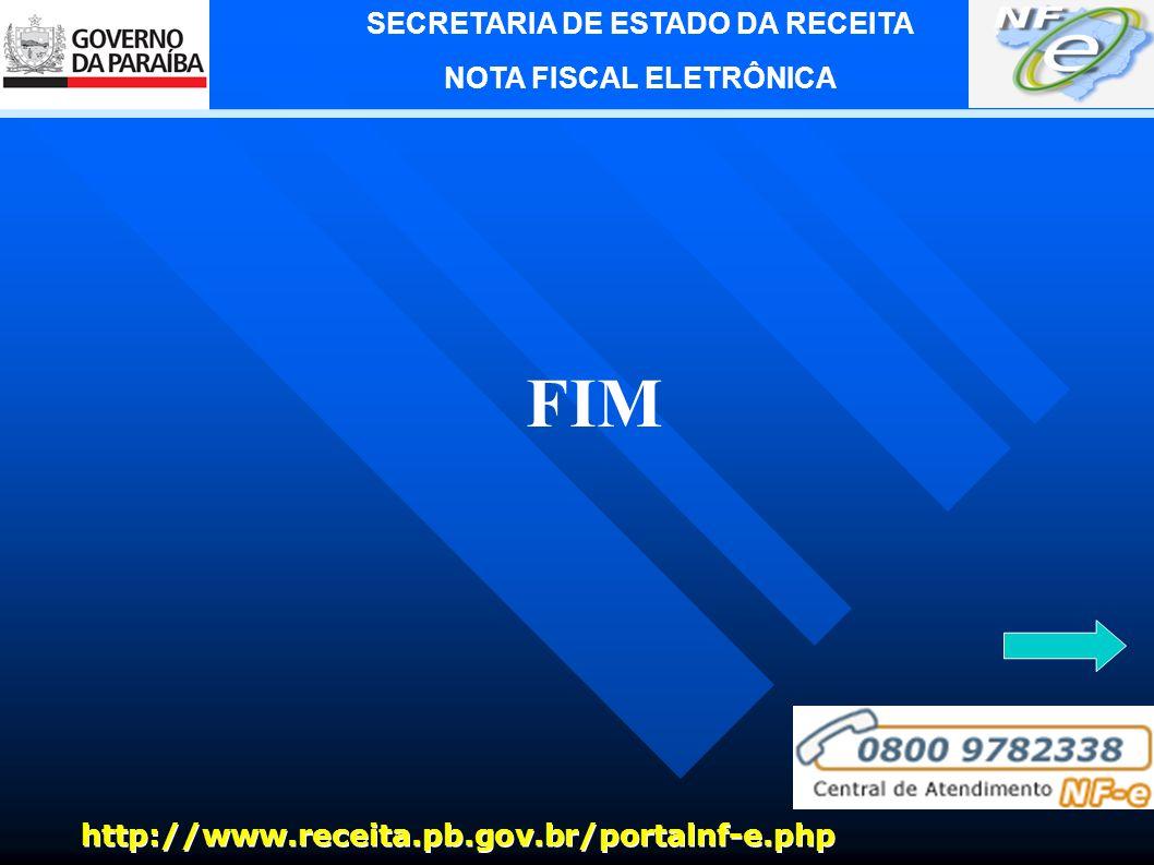 FIM http://www.receita.pb.gov.br/portalnf-e.php